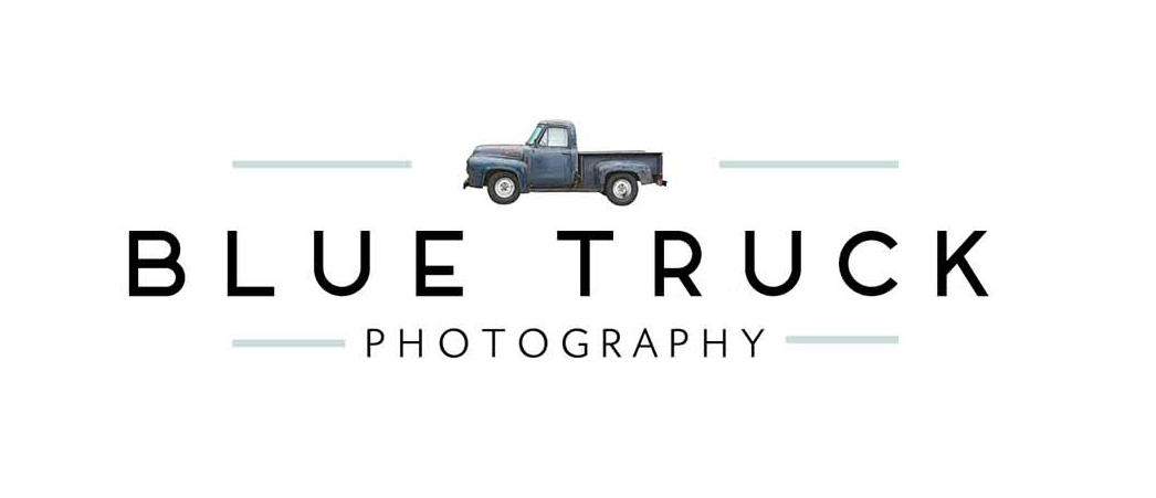 Blue Truck Photography
