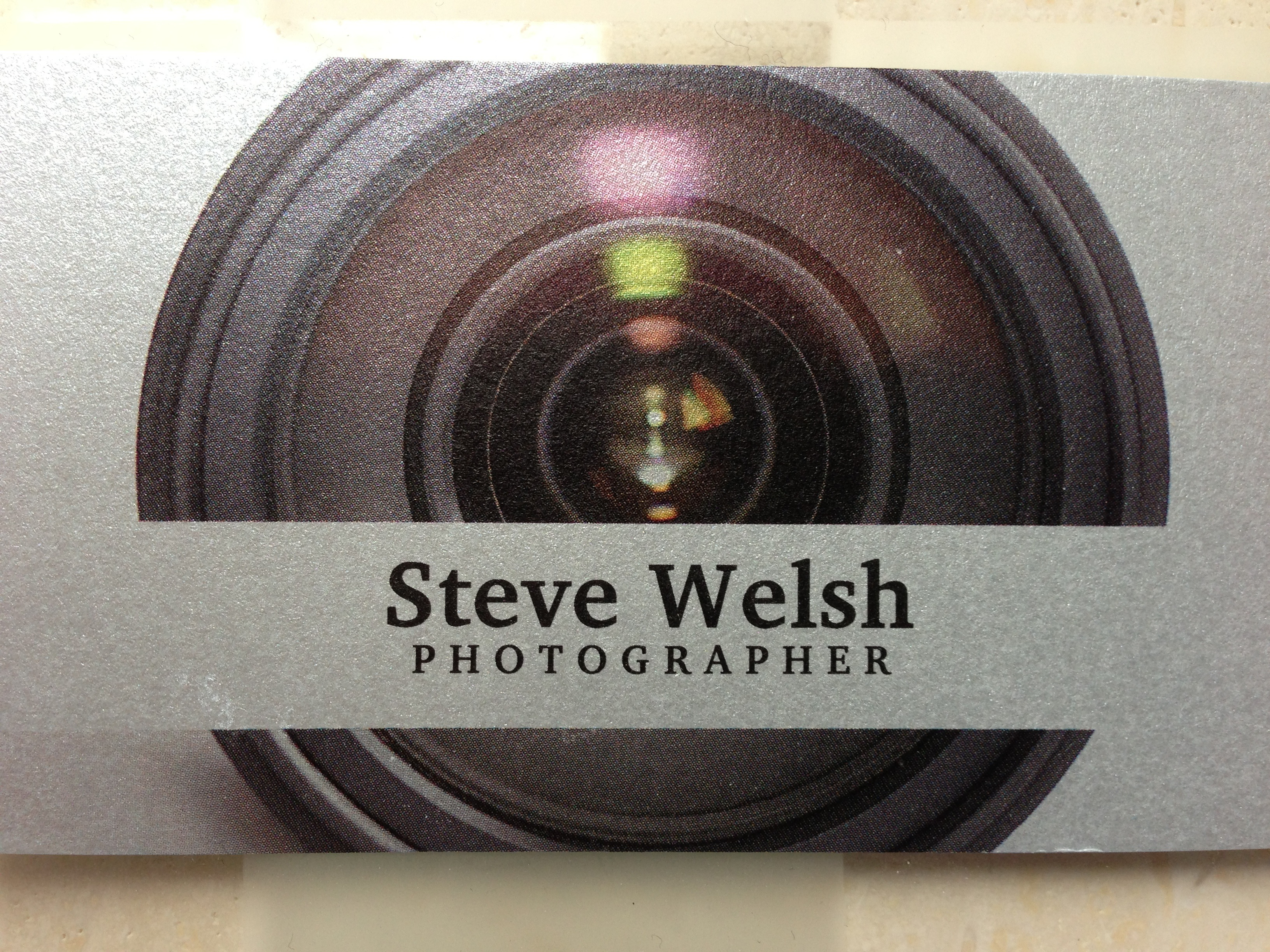 Steve Welsh Photography