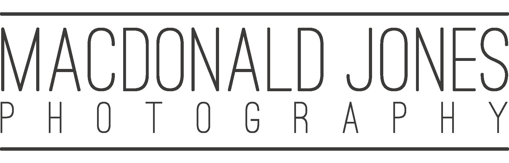 MacDonald Jones Photography