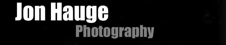Jon Hauge Photographer