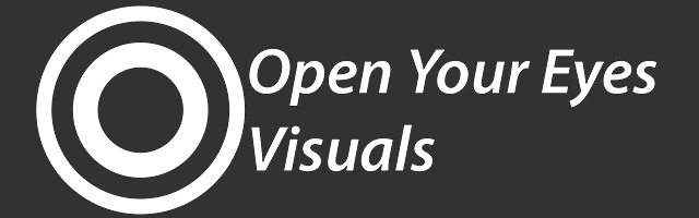 Open Your Eyes Visuals