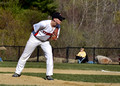 THS BV Baseball vs Lunenburg 2016-04-30